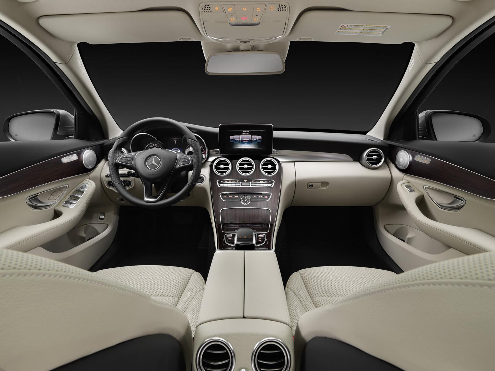 Foto de Mercedes-Benz Clase C Estate 2014 (30/36)