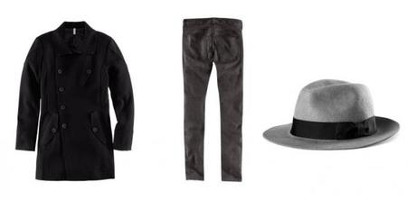 The Grey Concept H&M Otoño 2012