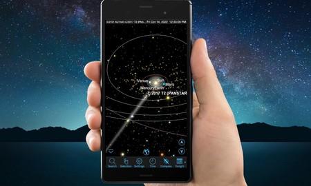 SkySafari 6 llega a Android: la aplicación para amantes de la astronomía con la mayor base de datos del espacio