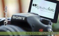 Sony SLT-A77, la hemos probado