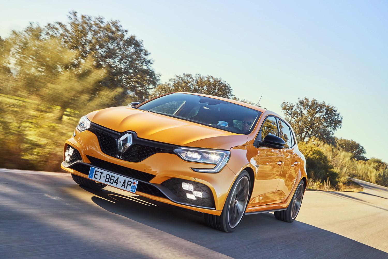 Foto de Renault Mégane R.S. 2018, toma de contacto (87/129)