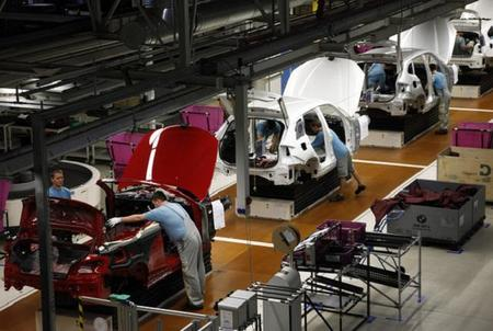 Planta de BMW en Leipzig