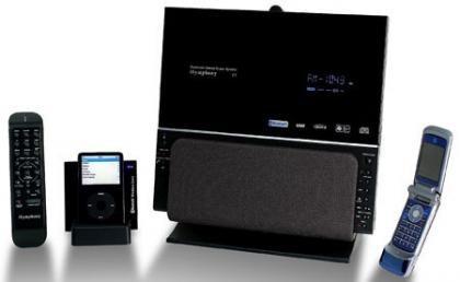 Sistema de sonido iSymphony