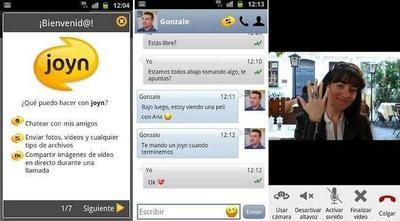 Movistar, Vodafone y Orange preinstalarán Joyn en sus móviles a partir de abril