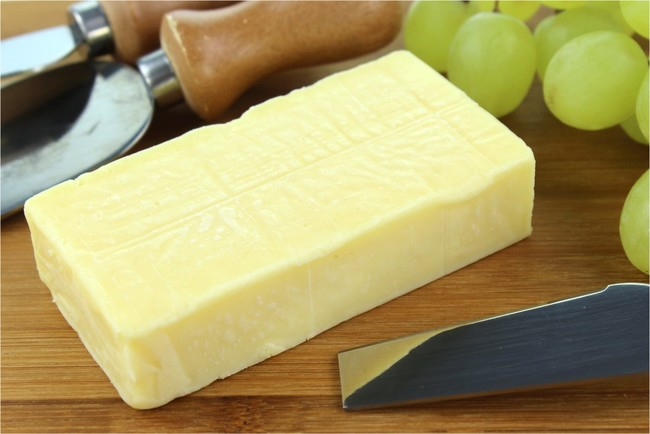 Cheddar Cheese01 Lg