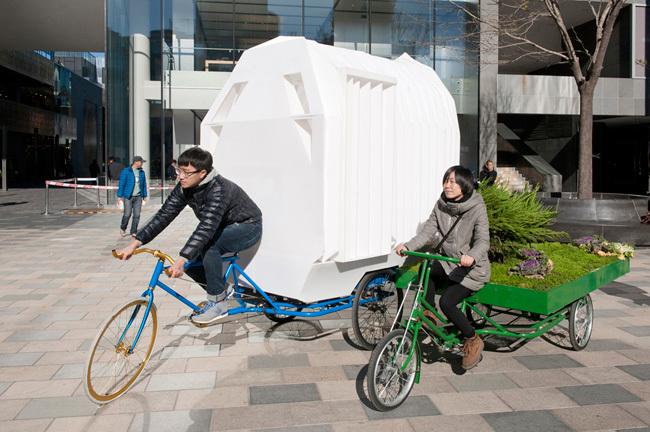 Casa triciclo - 2