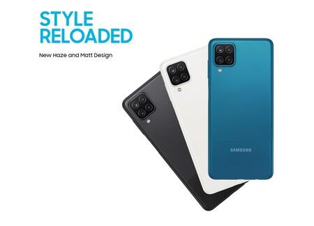 Samsung Galaxy M12: pantalla de 90 Hz y batería de 6,000 mAh para potenciar la gama baja