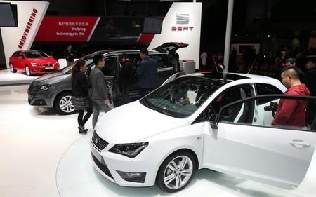 SEAT deja de exportar coches a China