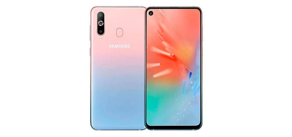 Samsung Galaxy™ A60: triple alcoba y una pantalla perforada que nos 'suena'