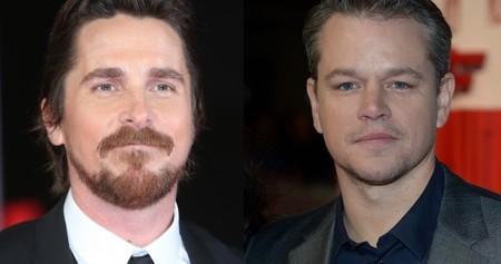 Matt Damon y Christian Bale protagonizarán la película sobre la histórica rivalidad entre Ford y Ferrari