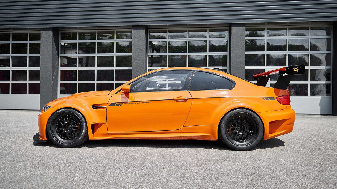 Foto de G-Power BMW M3 GT2 S Hurricane (1/18)
