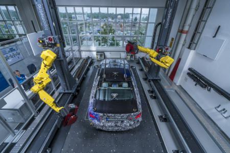 BMW Serie 5 pre-producción