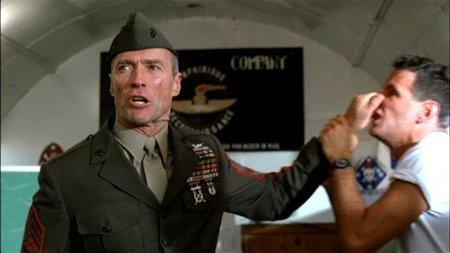 Clint Eastwood: 'El sargento de hierro'