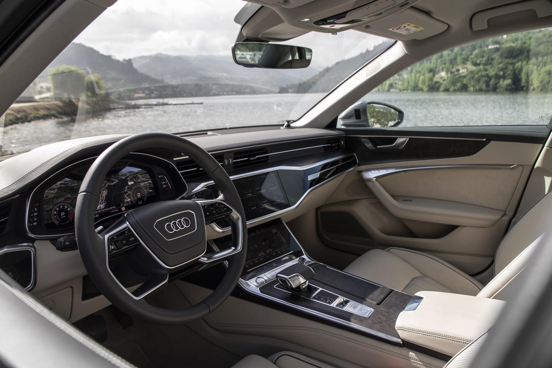 Foto de Audi A6 2018, toma de contacto (110/118)