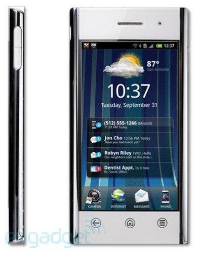 Dell Flash: estrenando Froyo, la próxima versión de Android