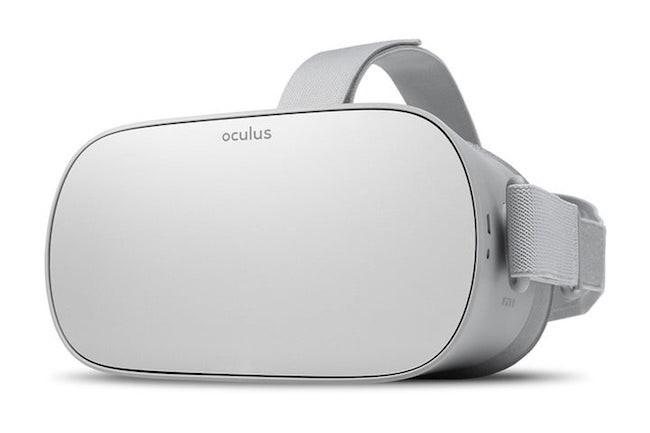 Oculus Chase gafas VR