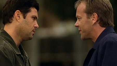 Tony Almeida y Jack Bauer