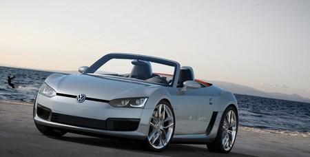 Volkswagen Bluesport Concept 2009