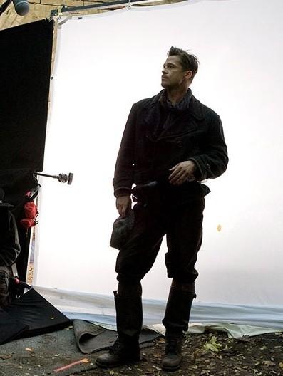 'Inglourious Basterds', primeras imagenes de Brad Pitt y Til Schweiger