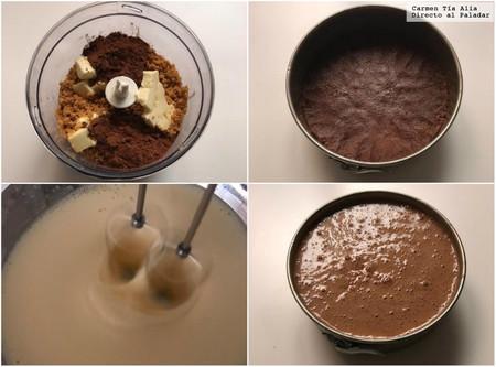 Paso A Paso Tarta Facil De Nutella