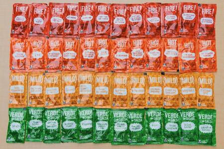 Taco Bell recogerá gratis los sobrecitos de salsa que te llevas a casa para darles una nueva vida