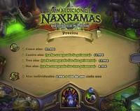 La Maldición de Naxxramas: precio y detalles del modo campaña de Hearthstone