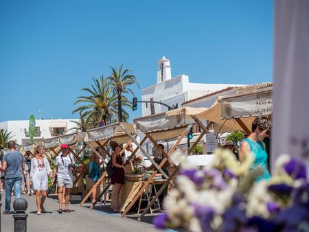 Mercadillo San Jose Ibiza
