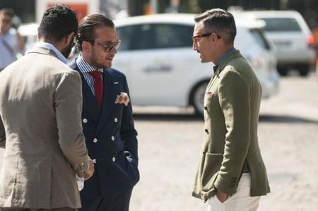 Moda para hombres: ¿qué hacemos con el traje en verano?