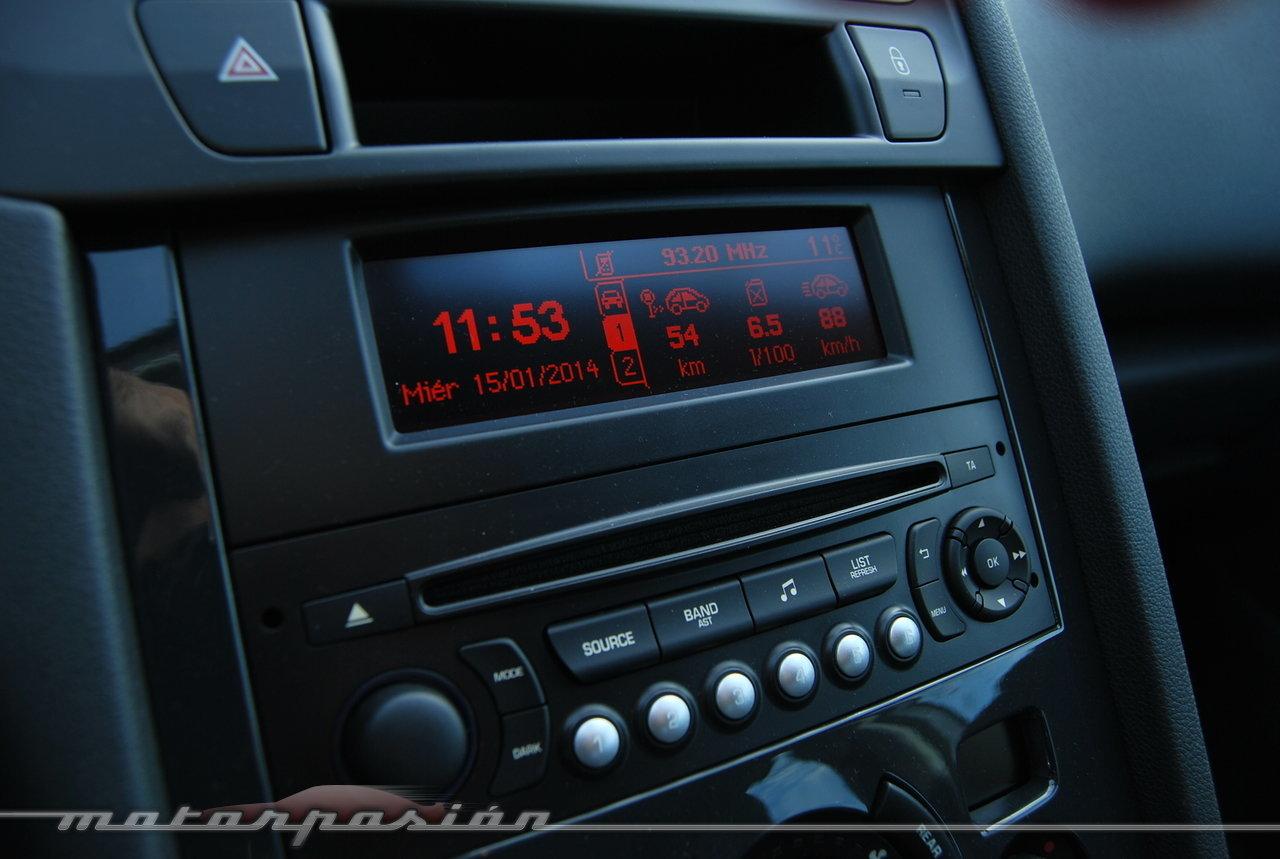 Foto de Peugeot 3008 y 5008 2014 (presentación) (20/22)