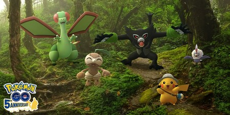 Pokémon GO: todas las misiones de la tarea de investigación especial ¡Busca a Zarude!