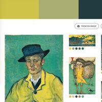 Este experimento de Google descompone tus fotos y las obras de arte en una paleta de colores