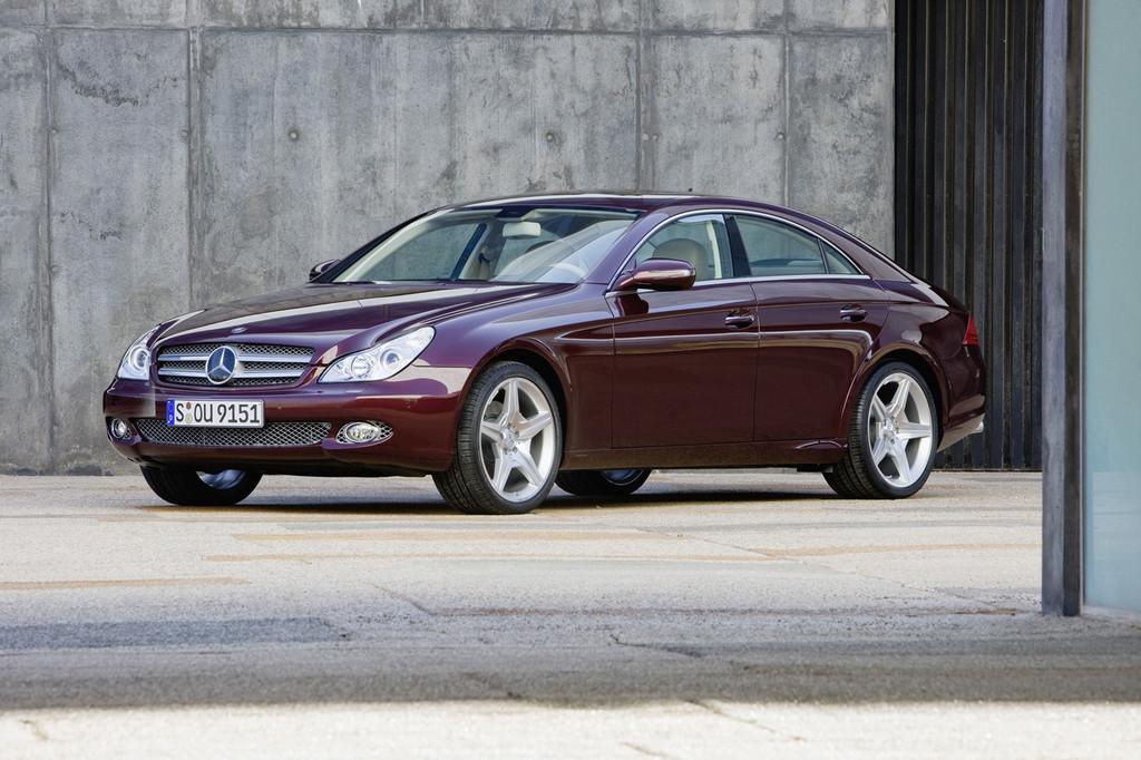 Foto de Mercedes-Benz Clase CLS 2008 (5/14)