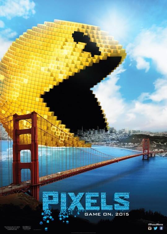 Foto de 'Pixels', carteles (1/8)
