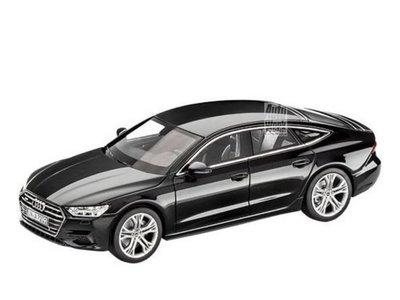¡Filtrado! Este coche a escala es el nuevo Audi A7