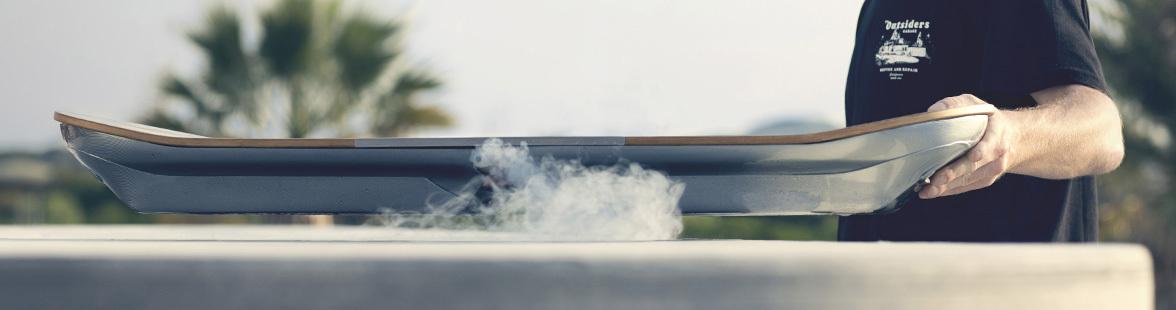 Foto de Lexus Hoverboard (11/22)