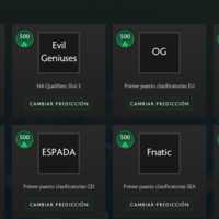 Estas son nuestras predicciones para los clasificatorios regionales de The International 8