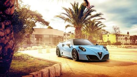 Pogea Racing vuelve a la carga con el Alfa Romeo 4C: este Zeus pesa 100 kg menos y tiene 351 CV