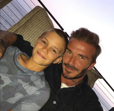 Romeo Beckham de cumpleaños y Brooklyn ¿de nuevo soltero?