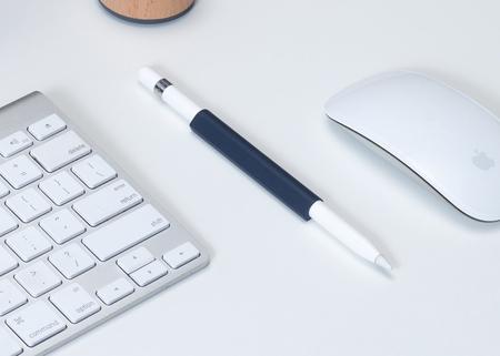 Esta patente de Apple nos muestra un Apple Pencil que funciona en cualquier superficie horizontal