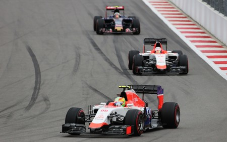Roberto Merhi Rusia F1 2015