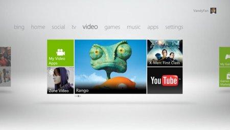 Centro de entretenimiento total: la Xbox 360 se transforma el 6 de diciembre