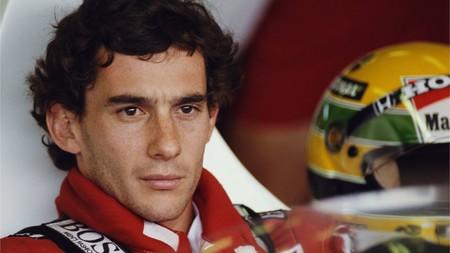 A subasta varios objetos personales de Ayrton Senna