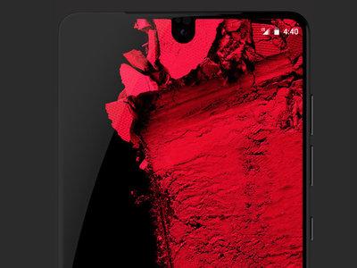 Essential Phone habría vendido 50.000 unidades, según las descargas de su aplicación de cámara