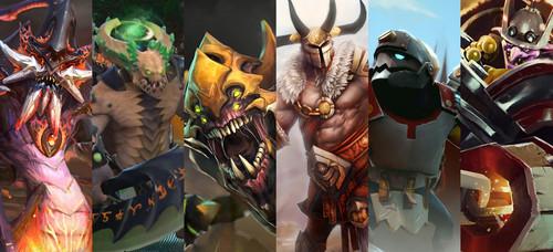 Si quieres jugar los mejores héroes del meta actual, te recomendamos estos Offlaners