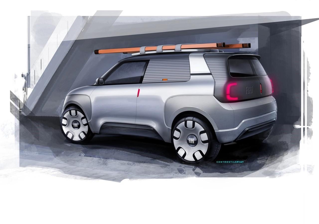 Foto de Fiat Centoventi concept (20/20)