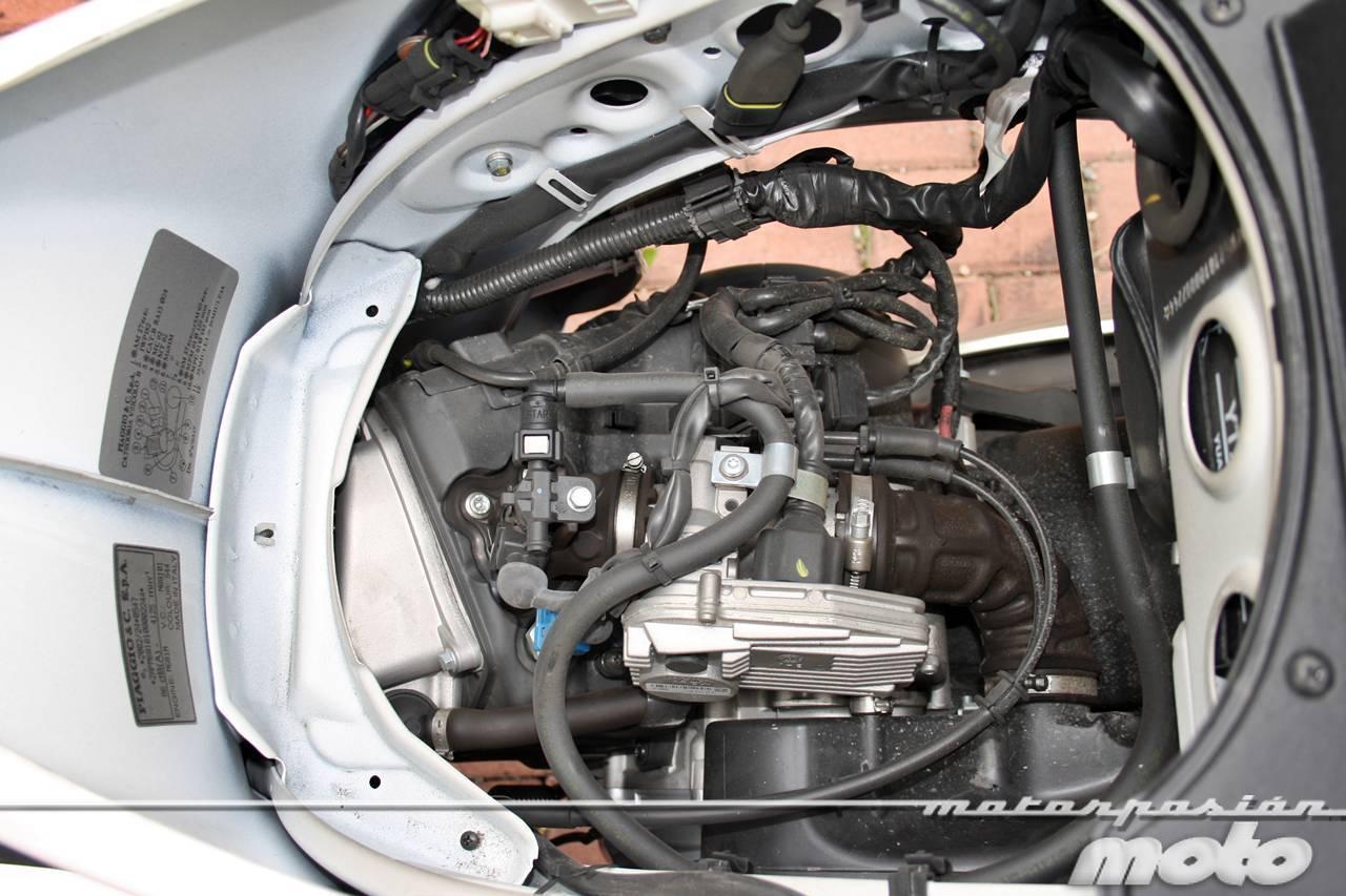 Foto de Vespa S 125 ie, prueba (vídeo, valoración y ficha técnica) (39/43)