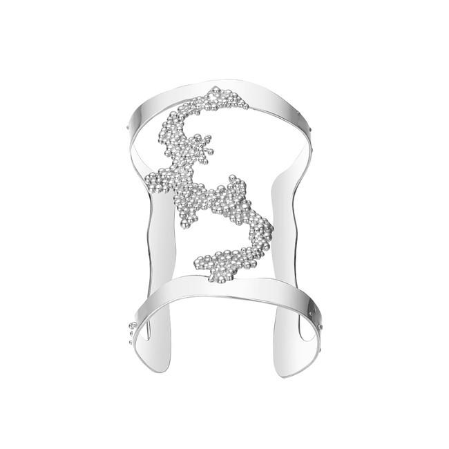 Apodemia Bracelet Sanddustmaxicuff Silver Wis301 3 L 000 Apodemia 319eur