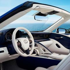 Foto 11 de 17 de la galería lexus-lc-500-cabrio-2020 en Motorpasión