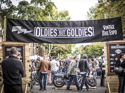 Septiembre arranca de fiesta motera en Madrid con la celebración del Oldies but Goldies 2017