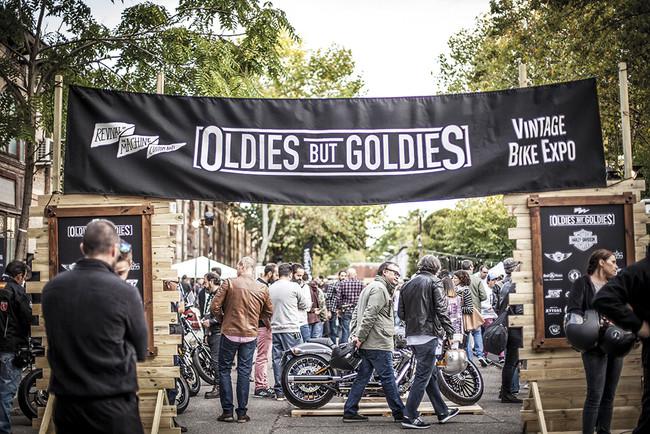 Septiembre arranca de fiesta motera en Madrid con la celebración del Oldies but Goldies 2017